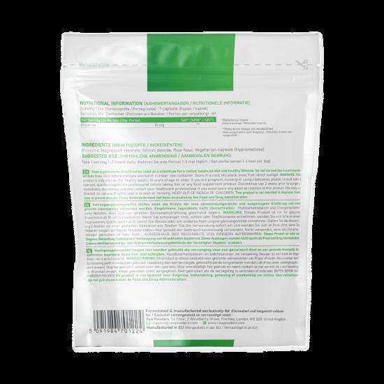 Bioperinas (10 mg 60 kapsulių)