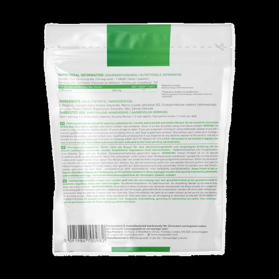 L-teaninas (200 mg 120 tablečių)