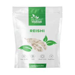 Reishi (700 mg 120 kapsulių)