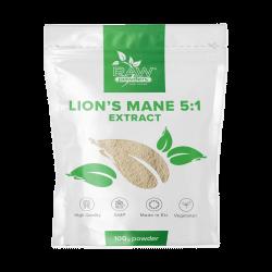 Lion's Mane 5:1 ekstrakto milteliai (100 g)