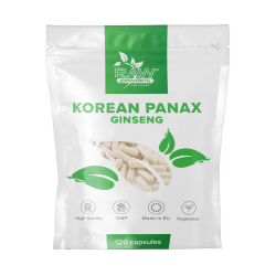 Korėjos ženšenis (2000 mg 120 kapsulių)