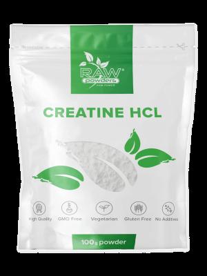 Kreatino HCL milteliai (100 g)