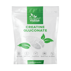 Kreatino gliukonato milteliai (250 g)