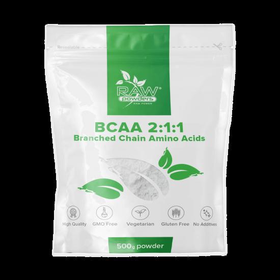 BCAA 2:1:1 milteliai (500 g)