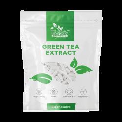 Žaliosios arbatos ekstraktas (500 mg 60 kapsulių)
