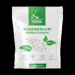Magnio bisglicinatas (500 mg 120 kapsulių)
