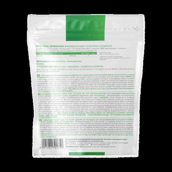 Spirulinos milteliai (250 g)