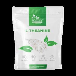L-teaninas (200 mg 120 kapsulių)